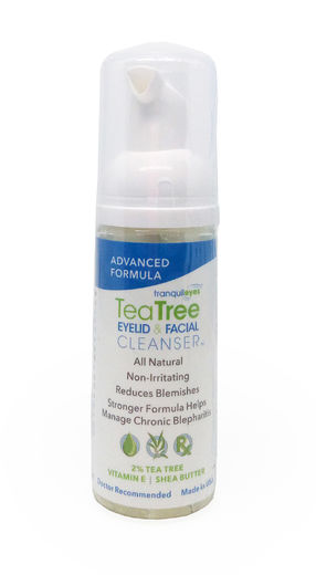 Tea Tree luomipuhdistukseen Advanced 50 ml