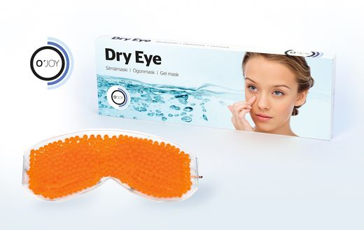 Dry Eye silmämaski O´JOY